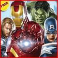 AvengersSuper Heros mobile app for free download