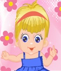 Baby Girl Dressup free mobile app for free download