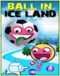 Ball In Ice Land mobile app for free download