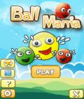 Ball Mania 176x208 mobile app for free download