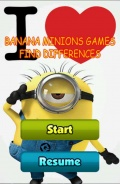 Banana Minions Games mobile app for free download