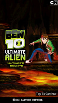 Ben 10 ultimate alien ultimate escape mobile app for free download