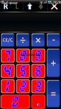 Big Calculator II v.2.02(1) mobile app for free download