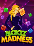 Bloxzz Madness 240x400 mobile app for free download