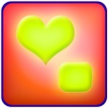Bubble Hit Valentine mobile app for free download