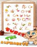Burst The Alphabets (176x220) mobile app for free download