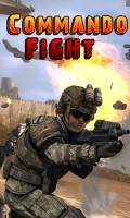 COMMANDO FIGHT mobile app for free download