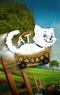 Cat Basket 320x480 mobile app for free download