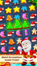 Christmas Cookie   Match 3 Game mobile app for free download