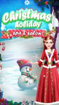 Christmas Holiday Spa & Salon mobile app for free download