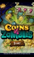 Coins Vs Zombies mobile app for free download