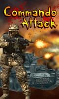 Commando Attack mobile app for free download