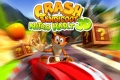 Crash Bandicoot Kart Touchscreen mobile app for free download