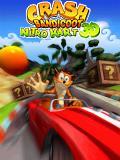 Crash Bandicoot Nitrokart 3D mobile app for free download