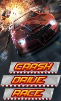 Crash Drive Race  Free (240x400) mobile app for free download