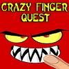 Crazy Finger Quest mobile app for free download