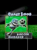 Crazy Frog Soccer Manager mobile app for free download