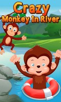 Crazy Monkey In River mobile app for free download