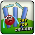 Cry For Cricket mobile app for free download