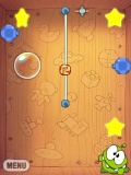 Cut the rope Touchscreen mobile app for free download