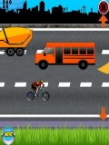 Cycle Traffic Race mobile app for free download