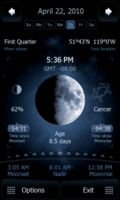 Deluxe Moon mobile app for free download