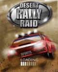 Desert Rally Raid    Free (176x220) mobile app for free download