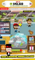 Diamond Tycoon: Clicker Game mobile app for free download