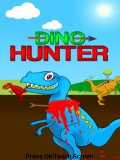 Dino Hunter (240x320) mobile app for free download