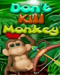 Dont Kill Monkey (176x220) mobile app for free download