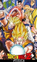 Dragon ball Z: 240x400 mobile app for free download