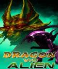 Dragon vs Alien (176x208) mobile app for free download