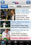 Eurosport, all sport news mobile app for free download