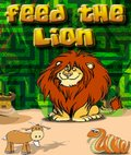 Feed The Lion (176x208) mobile app for free download