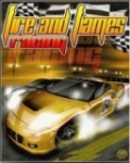 Fire and Games Racing 128x160 mobile app for free download