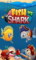 Fish Vs Shark   Free Download(240 x 400) mobile app for free download
