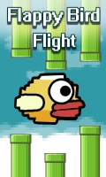Flappy Bird Flight   Free (240 x 400) mobile app for free download