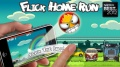 Flick Home Run! mobile app for free download