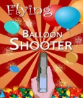Flying Balloon Shooter mobile app for free download