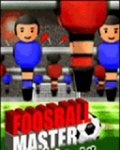 Foosball Master 128x160 mobile app for free download