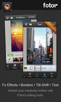 Fotor   Camera & Photo Editor mobile app for free download