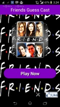 Friends Guess Cast mobile app for free download