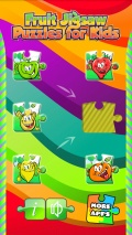 Fruit Jigsaw Puzzles for Kids mobile app for free download