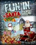 Fun In Santa City 176x220 mobile app for free download