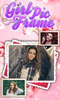 Girl Pic Frame mobile app for free download