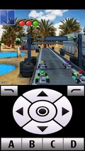 Go Carts 3D mobile app for free download
