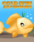 Gold Fish Adventure (176x220) mobile app for free download