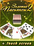 Gold solitaires 2 mobile app for free download