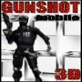 Gunshot 3D 128x128 mobile app for free download