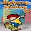 HIGHWAY SKATING 3D mobile app for free download